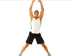 full body programma gimnastikis
