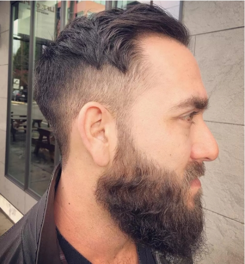 hipster cut