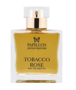 papillon tobacco rose