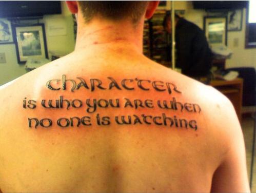 phrasis tattoo