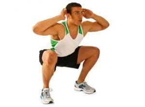 squats antres