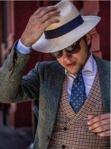 aspro poukamiso-poua gravata
