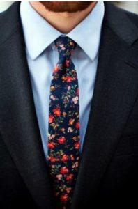 floral gravata sindiasmos