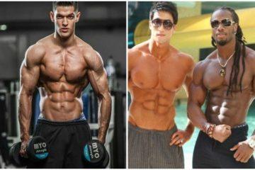 gimnasmenoi antres bodybuilding