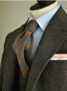 rige poukamiso-rige gravata