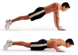 klassika push ups