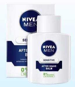 nivea men sensitive aftershave