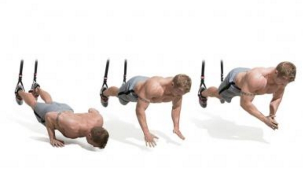 pushup rocket