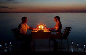 romantiko deipno