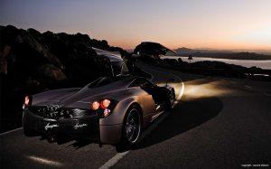 ikones autokinita Pagani