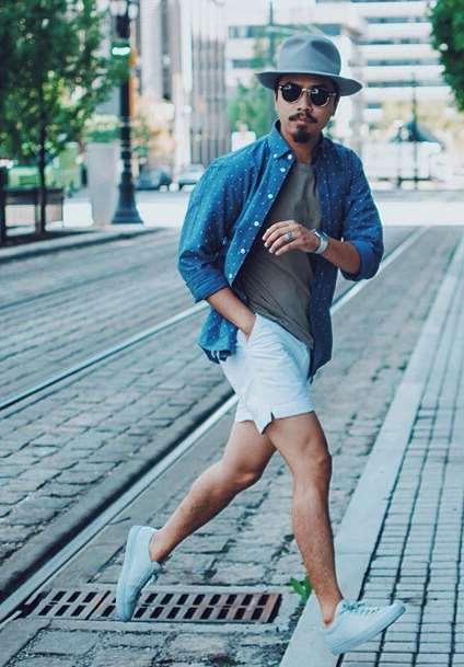 18 Μοντέρνες προτάσεις για ανδρικό ντύσιμο (Street Style)! f6be24770c1