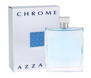 AZZARO CHROME Eau de Toilette για άνδρες