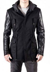 δερμάτινο-ανδρικό-παλτό