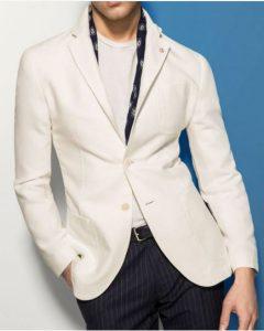 lino cotton jacket