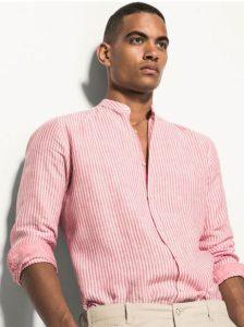 lino rige shirt