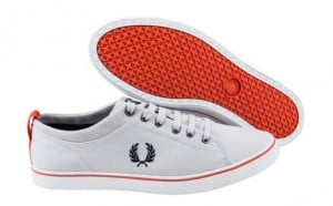 andrika papoutsia Fred Perry 2016