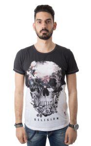 aspromauro T-Shirt skull