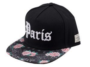 mauro floral antriko kapelo