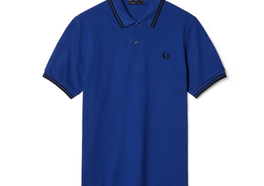 fred perry mplouzaki polo mple the-man.gr