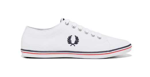 fred perry papoutsia aspro riga the-man.gr