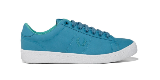 fred perry papoutsia galazia the-man.gr