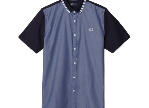 fred perry poukamiso mple the-man.gr