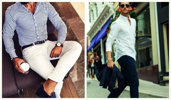 9bf7f1f81f7d Πως να φορέσεις το καλό σου πουκάμισο το καλοκαίρι!