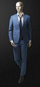 Prince Oliver blue suit