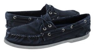 boat shoes blue navy