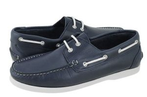 boat shoes mple navy