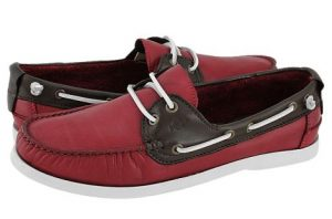 kokkino-kafe boat shoes