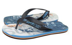 sandals mavro-mple