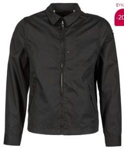 Evans black jacket