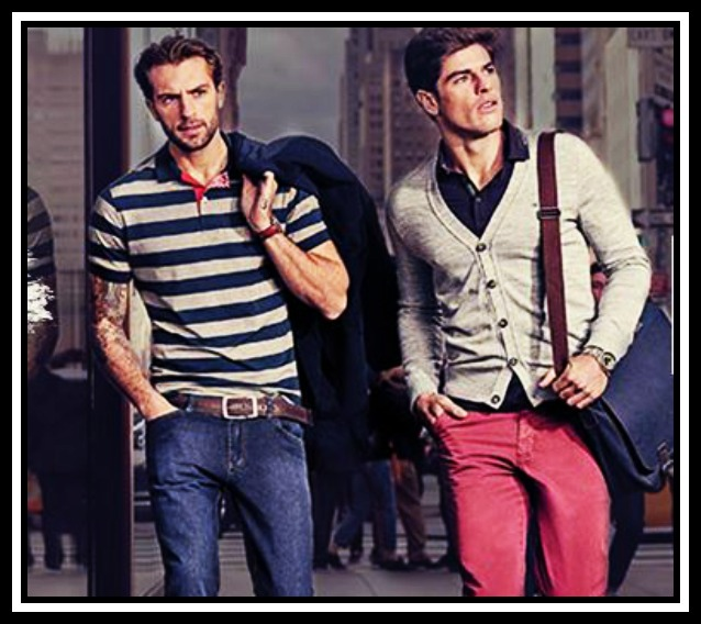FW blouses and shirts for men
