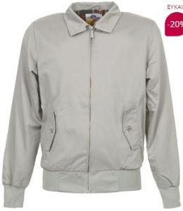 Harrington grey jacket