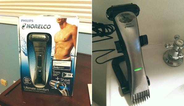 Philips Series 7000 Body Groomer Pro