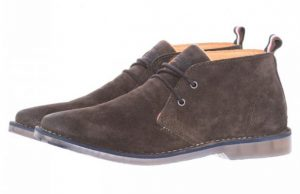Superdry suede shoes