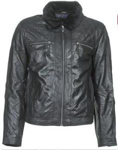 Teddy Smith leather jacket