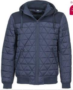 celio blue jacket