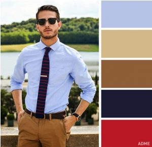 colour combinations for professionals