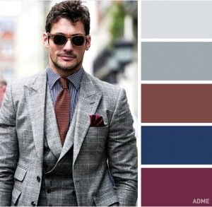 grey colour combinations