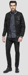 jacket replay