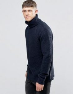 knitted-roll-neck-jumper