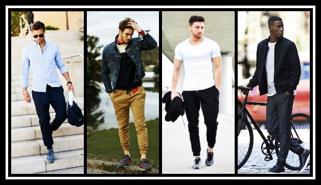 Συμβουλές για ανδρικό στυλ  Πως να φορέσεις τα παντελόνια joggers ... 8d923a4ba2f