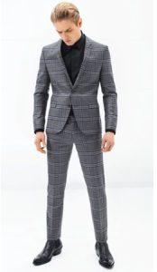 black-shirt-patterned-suit