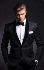 black-tuxedo