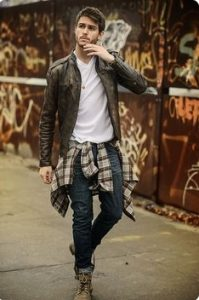 leather-jacket-and-t-shirt