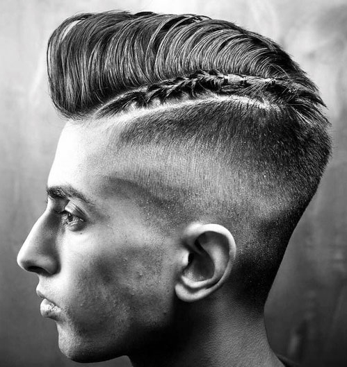 razor-part-and-pompadour
