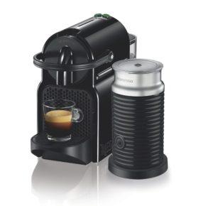 DELONGHI Nespresso® Inissia EN80.BAE Καφετιέρα με Aeroccino Delonghi Black