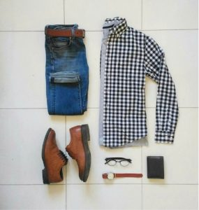 checked-flannel-shirt-combinations